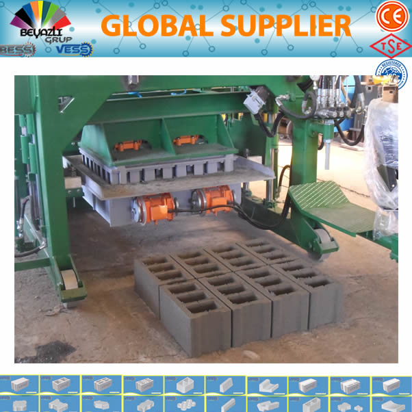Manual Block Making MachineSmall block making machine2