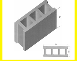 concrete block Mold Mould for Cement Block2