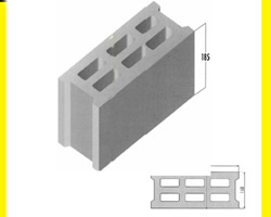 concrete block Mold Mould for Cement Block5