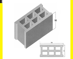 concrete block Mold Mould for Cement Block7
